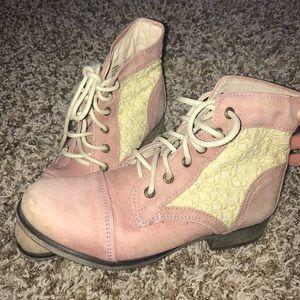 Steve Madden boots!